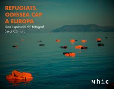 Nova exposició: Refugiats. Odissea cap a Europa