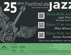 25è Festival de Jazz Sant Adrià de Besòs