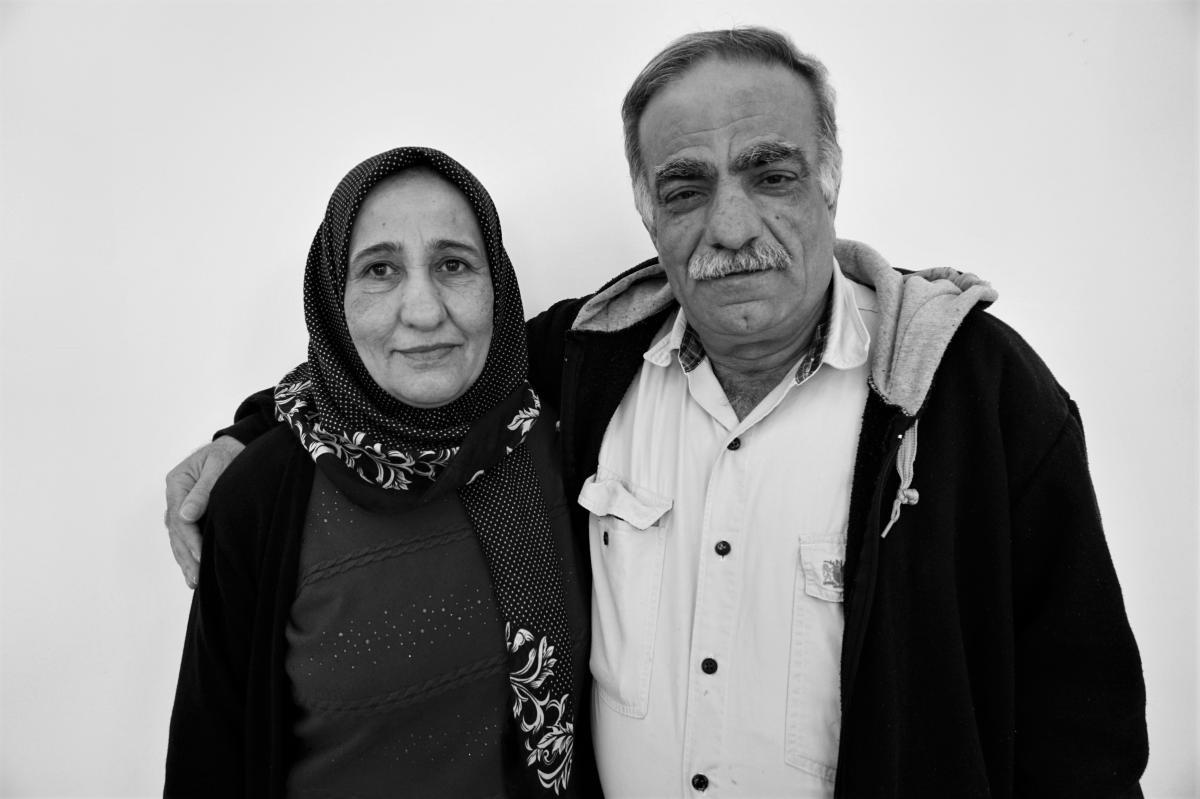 Fawzi and Hamide de Siria