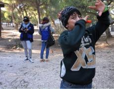 Històries migrants, des d'OIM Grècia
