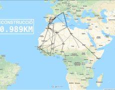 RECONSTRUCCIÓ. 60.989 km